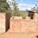 The Water Project: Kwa Kyelu Primary School -  Boys Latrine Block
