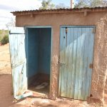 The Water Project: Kwa Kyelu Primary School -  Boys Latrines
