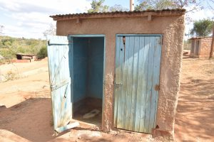 The Water Project:  Boys Latrines