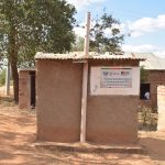 The Water Project: Kwa Kyelu Primary School -  Girls Vip Latrines