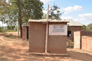 The Water Project:  Girls Vip Latrines