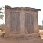 The Water Project: Kwa Kyelu Primary School -  Staff Latrines