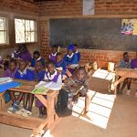 The Water Project: Kwa Kyelu Primary School -  Students In Class