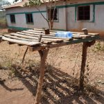 The Water Project: Kyandoa Primary School -  Dish Drying Rack