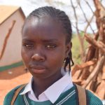 The Water Project: Kyandoa Primary School -  Faith Mwende