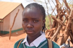 The Water Project:  Faith Mwende