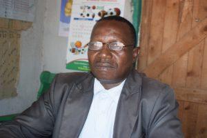 The Water Project:  John Mwinzi