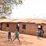 The Water Project: Kyandoa Primary School -  School Compound
