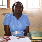 The Water Project: AIC Mbao Primary School -  Agnes Mwaniki