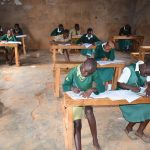The Water Project: AIC Mbao Primary School -  Classwork