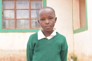 The Water Project:  Makena Kyalo