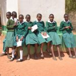 The Water Project: AIC Mbao Primary School -  Schoolgirls