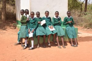The Water Project:  Schoolgirls