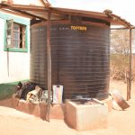 The Water Project: AIC Mbao Primary School -  Water Storage Tank