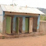 The Water Project: Kithoni Primary School -  Boys Latrines