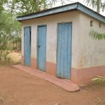 The Water Project: Kithoni Primary School -  Staff Latrines