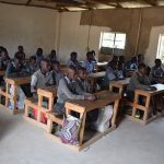 The Water Project: Kithoni Primary School -  Students In Class