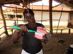 The Water Project:  Fatmata Sesay