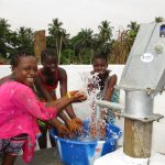 The Water Project: Mapitheri, Port Loko Road -  Reliable Water