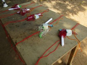 The Water Project:  Set Up To Build Tippy Tap Handwashing Stations