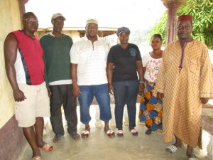 The Water Project:  Wash Committee Members