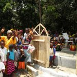 The Water Project: Mondor Community -  Dedication Ceremony