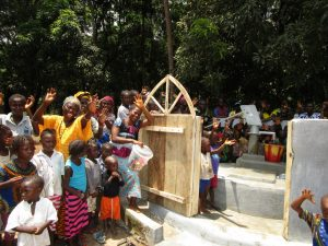 The Water Project:  Dedication Ceremony