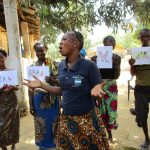 The Water Project: Mondor Community -  Facilator Leading The Training