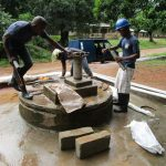 The Water Project: Mondor Community -  Pump Installation