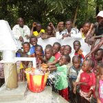 The Water Project: Mondor Community -  Smiles For Water
