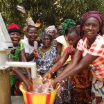 The Water Project: Mondor Community -  Women Excited For Reliable Water