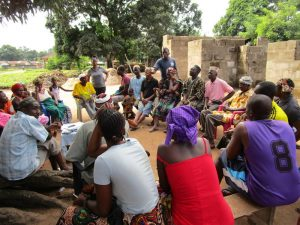 The Water Project:  Ongoing Training Session
