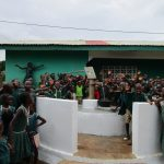 The Water Project: Kamasando DEC Primary School -  Celebrating The Well