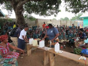 The Water Project:  Learning About Tippy Taps For Handwashing