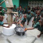 The Water Project: Kamasando DEC Primary School -  Splash