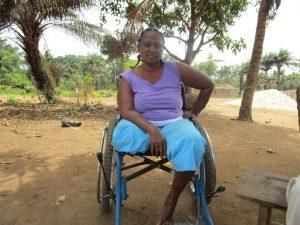 The Water Project:  Mariama Bangura