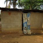 The Water Project: Tholmossor, Amputee Camp -  Latrine