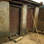 The Water Project: Tholmossor, Amputee Camp -  Latrine And Bathshelter
