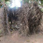 The Water Project: Kasongha, 8 BB Kamara Street -  Bathing Shelter