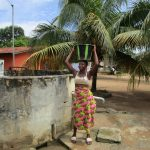 The Water Project: Kasongha, 8 BB Kamara Street -  Carrying Water