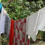The Water Project: Kasongha, 8 BB Kamara Street -  Clothes Drying