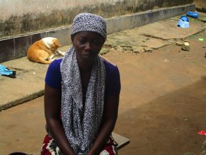 The Water Project:  Sabiatu Mansaray