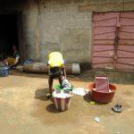 The Water Project: Kasongha, 8 BB Kamara Street -  Washing Clothes