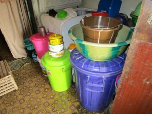 The Water Project:  Water Storage In The House