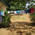 The Water Project: Targrin Health Post -  Clothesline