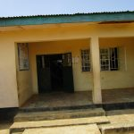 The Water Project: Targrin Health Post -  Health Center Entrance