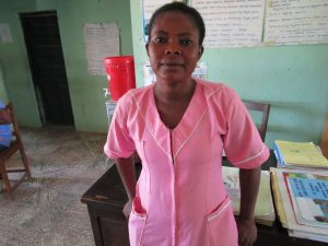 The Water Project:  Nurse Isha Bangura
