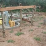The Water Project: Hamis Water Source Pakanyi Community -  Completed Well