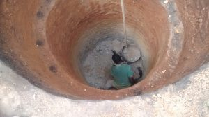 The Water Project:  Down The Well