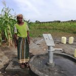The Water Project: Alimugonza Community A -  Mrs Namono Allen